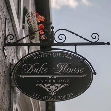 Duke House - Self Catering Apartment Cambridge