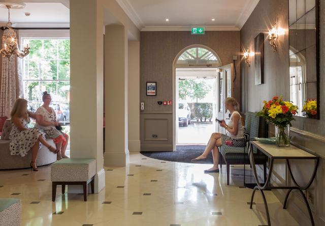 The Gonville Hotel Cambridge